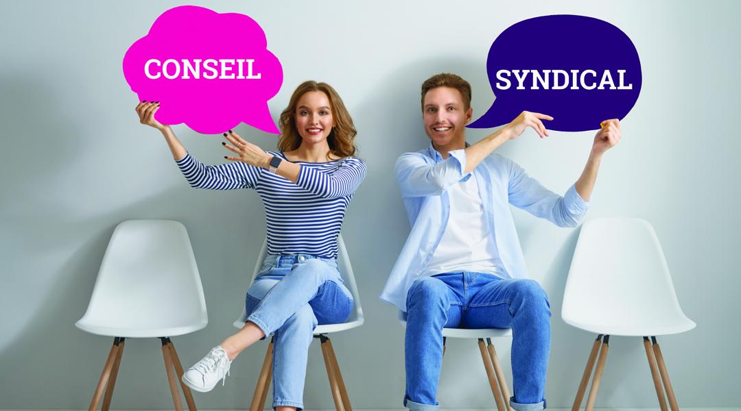 Le conseil syndical et le couple